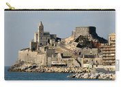 Portovenere's Church And Fortress Carry-all Pouch