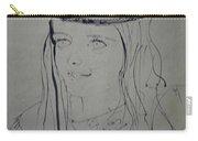 Portrait 1971 Colette Carry-all Pouch