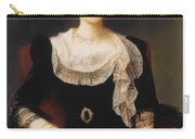 Portrait Of A Lady Carry-all Pouch