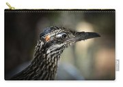 Portrait Of A Roadrunner  Carry-all Pouch