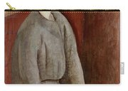 Portrait Of Annie Bjarne Carry-all Pouch