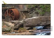 Portrait Of Glade Creek Mill Carry-all Pouch