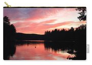 Portrait Of Lake Waukewan Carry-all Pouch