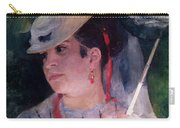 Portrait Of Lise Carry-all Pouch