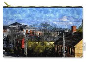 Portsmouth Nh North End Pnewc Carry-all Pouch