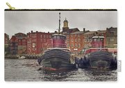 Portsmouth Tugs Carry-all Pouch by Joann Vitali