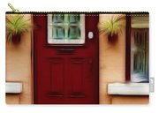 Portugal Red Door Carry-all Pouch