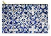 Portuguese Azulejo Carry-all Pouch