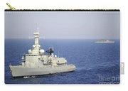 Portuguese Navy Frigate Nrp Bartolomeu Carry-all Pouch