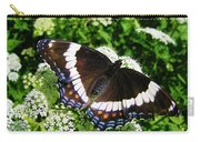 Posing Butterfly Carry-all Pouch