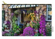 Positano Flower Shop Carry-all Pouch