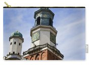 Posnan Poland Clock Tower Carry-all Pouch