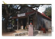 Post Office In Luckenbach Texas Carry-all Pouch