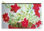 Pot Of Flowers Two Carry-all Pouch