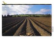 Potato Field, Ireland Carry-all Pouch