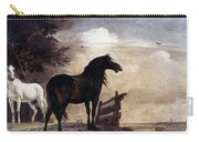 Potter: Horses, 1649 Carry-all Pouch