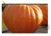 Pounds Of Pumpkin  Fun Carry-all Pouch