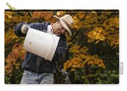 Pouring Wine Carry-all Pouch by Jean Noren