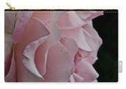 Powder Puff Pink Carry-all Pouch