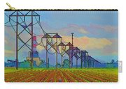 Power Plant Photo Art Carry-all Pouch
