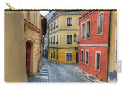 Prague Alleyway Carry-all Pouch