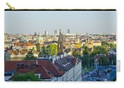 Prague And St Charles Bridge Carry-all Pouch