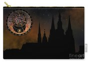 Prague Casle - Cathedral Of St Vitus - Monuments Of Mysterious C Carry-all Pouch by Michal Boubin