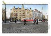 Prague Czech Republic Carry-all Pouch