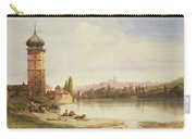 Prague Czechoslovakia Carry-all Pouch