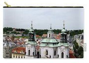 Prague Panorama Carry-all Pouch
