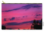 Prague Sunset Carry-all Pouch