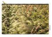Prairie Crop With Weeds Carry-all Pouch