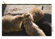 Prairie Dog Gossip Session Carry-all Pouch