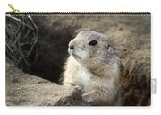 Prairie Dog Lookout Carry-all Pouch