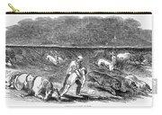 Prairie Fire, 1844 Carry-all Pouch