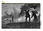 Prairie Fire, 1874 Carry-all Pouch