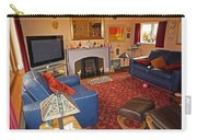 Prairie House Interior Carry-all Pouch