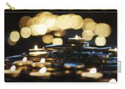 Prayer Candles Carry-all Pouch
