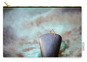 Praying For Water 2 Carry-all Pouch by Andee Design