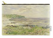 Preaching Of St. Columba Iona Inner Hebridies Carry-all Pouch by William McTaggart