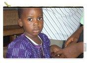 Precious Nigerian Boy Carry-all Pouch