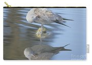 Preening My Feathers Carry-all Pouch