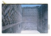 Prehistoric Ruins Of Mitla Carry-all Pouch