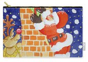 Present From Santa Carry-all Pouch by Tony Todd