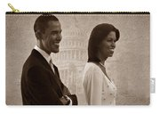 President Obama And First Lady S Carry-all Pouch