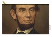 President Of The United States Of America - Abraham Lincoln  Carry-all Pouch
