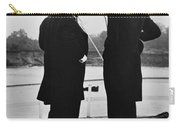 President Roosevelt And Gifford Pinchot Carry-all Pouch