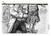 Presidential Campaign, 1908 Carry-all Pouch