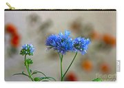 Pretty Weeds Carry-all Pouch