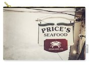 Price's Seafood Carry-all Pouch
